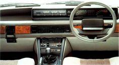 Rover SD1 MK2 Vitesse - underappreciated car design