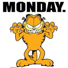 Garfield Quotes, Garfield Cartoon, Garfield And Odie, Garfield Comics, A Comics, Garfield Pictures, Cartoon Books, Cartoon Characters, Fictional Characters
