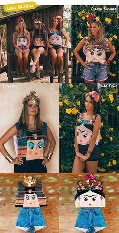 Fantasias Carnaval 2015 Luisa Meirelles