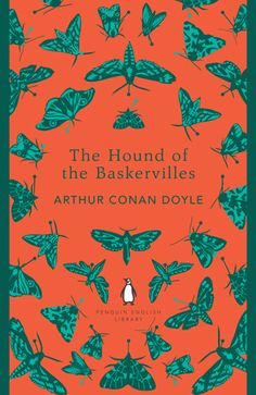 I sooo want like 3 of these beautiful Penguin press covers to frame for the spare room! The Hound of the Baskervilles - Penguin Collection Prints - Easyart.com