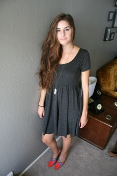 Silence and Noise Dress $20