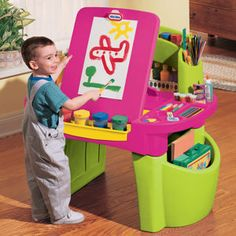 Little Tikes Pink Design Master Studio Desk Makenzie S