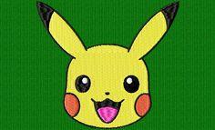 tête de pikachu