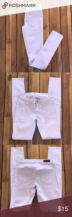 Girls RSQ Lilac Jeans Size 0 rsq Jeans Skinny