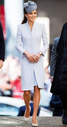 Kate Middleton's Most Memorable Outfits Ever! - April 20, 2014 from #InStyle