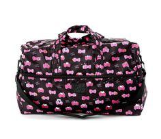 Hello Kitty Overnight Bag: Hide & Seek