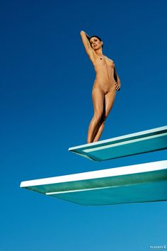 Christine Steuer Full frontal- Playboy Germany