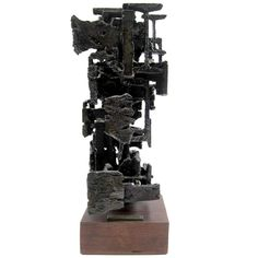 Abstract Sculpture   Sanyo Kaminski | From A Unique Collection Of Antique  And Modern Sculptures At