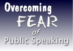 Are you afraid of speaking in public? If the answer is yes, then find out how you can overcome the fear of public speaking