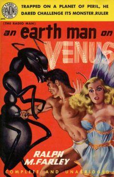An Earthman on Venus