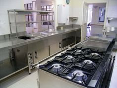 Commercial Kitchen Design For Home