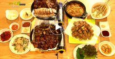 #food #맛집 [인천광역시 주안8동] 맛집Go - 11900원으로 족발부터 치킨까지 무한리필 제공, 소담촌 :: INforMaTion World