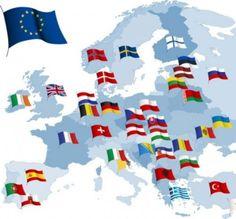 free vector misc eu flag art