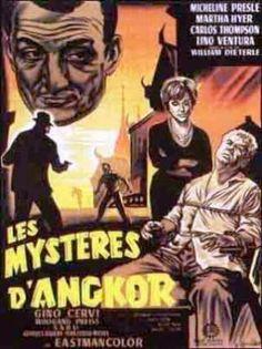 Les Mystères d'Angkor (titre allemand : Herrin der Welt - Teil I - Teil II, titre italien : Il mistero dei tre continenti) est un film franco-italo-allemand réalisé par William Dieterle, en deux parties, sorti en 1960.