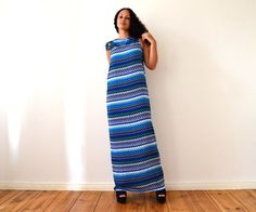 Picture of ♥ DIY no sew MAXI DRESS in 5 minutes