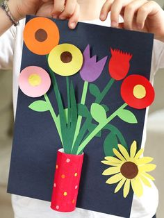 Manualidades 512354895111900488 - Source by chtidelf Craft Activities, Preschool Crafts, Fun Crafts, Diy And Crafts, Arts And Crafts, Paper Crafts, Spring Crafts For Kids, Summer Crafts, Projects For Kids