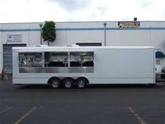 Mobile Concession Stands, Food & Barbecue Concession Trailers for Sale ...