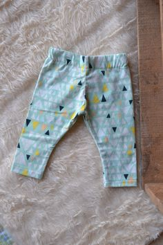 A personal favorite from my Etsy shop https://www.etsy.com/listing/230781654/mint-baby-leggings