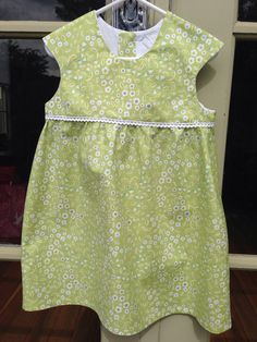 https://flic.kr/p/fP8Ksw | O&S bubble dress (without the bubble), size 2. | O&S bubble dress (without the bubble), size 2. Using a cute Michael Miller fabric called 'lil meadow'.