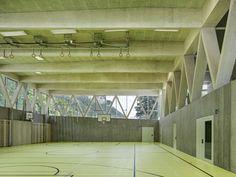 Spoerri Thommen Architekten, Roger Frei · Sports Hall Linthal