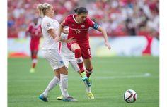 Photos: England downs Canada