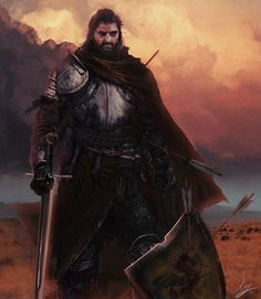 Bittersteel at the Red Grass Field by Mike-Hallstein. Ser Aegor Rivers, often called Bittersteel, was a renowned knight and one of the Great Bastards fathered by Aegon IV Targaryen. His mother was Barba Bracken.