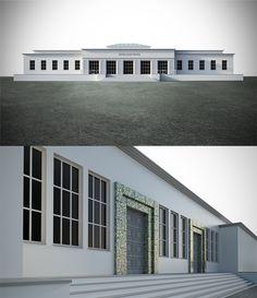 architecture, Germany,WERKBUND, HAUS DER FRAU