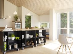 Lundia ABC Quadrant kitchen