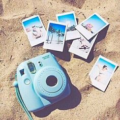 Celebrate summer with Costes! Michelle - Instax Camera - ideas of Instax Camera. Trending Instax Camera for sales. - Celebrate summer with Costes! Michelle Kluit x Costes Fashion Polaroid Instax, Instax Mini Camera, Instax Mini 8, Fujifilm Instax Mini, Mini Polaroid, Summer Pictures, Beach Pictures, Girl Pictures, Camara Fujifilm