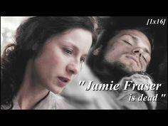 """Jamie Fraser is dead"" (AU)   Jamie & Claire [+1x16] - YouTube"