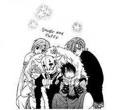 Akatsuki no Yona | Adorable dragons and Hak xD