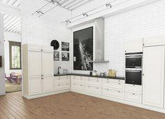 #temalperfectday keittiö Sinun mittojesi mukaan, 5cm välein! #designfromfinland Beautiful Homes, Kitchen Cabinets, Helsinki, Design, Home Decor, House Of Beauty, Decoration Home, Room Decor, Cabinets