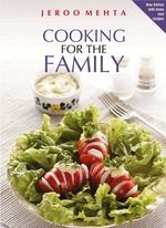 Cooking for the Family is a superb collection of recipes by gourmet cook and award-winning cookbook author, Jeroo Mehta, giving you a wide variety of delicious ideas for family meals and party menus.