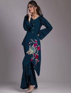 Zainab Chottani ORIENTAL FLEUR semi-formal Eid outfit