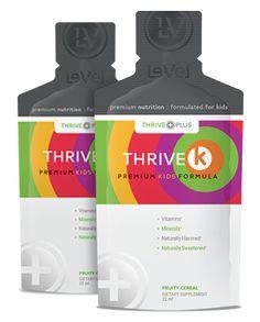 THRIVE Plus Premium Kids Formula - Thrive Kids