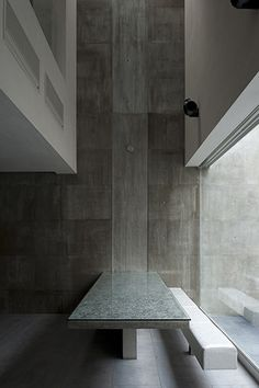 Image 30 of 31 from gallery of House of Silence / FORM / Kouichi Kimura Architects. Photograph by FORM / Kouichi Kimura Architects Architecture Du Japon, Japanese Architecture, Architecture Details, Interior Architecture, Pavilion Architecture, Sustainable Architecture, Residential Architecture, Contemporary Architecture, Interior Minimalista