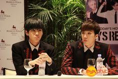 Suwoong and Sungjun