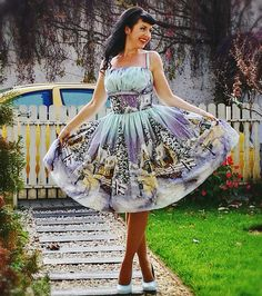 Hey, I found this really awesome Etsy listing at https://www.etsy.com/listing/557852708/pinup-dress-winter-wonderland-christmas