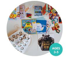 Going nuts with the kids at home?  3 to 5 year old will love this fun bag! We have a Djeco sticker picture kit Micador chunky markers Djeco animal build and colour kit Djeco fun animal duo puzzle and The Very Cranky Bear book all  in a snazzy calico bag.   Link in bio to Amazon  #earlylearning #lockdown #boredkids #kidstagram #whattodowithkids #parenting #sydneykids #melbournekids #perthkids #brisbanekids #adelaidekids #aussiekids #boxformonkeys #djeco #micador #amazonkids… The Very Cranky Bear, Brisbane Kids, Activity Box, Bored Kids, Color Kit, 5 Year Olds, Early Learning, Kids House, Monkeys