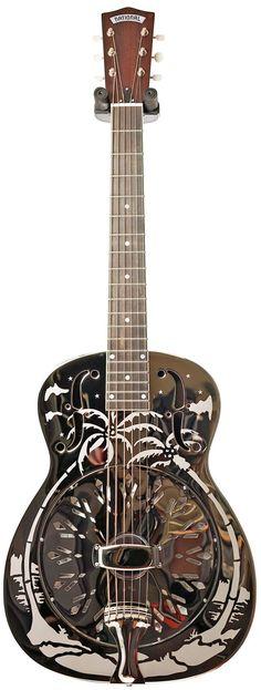 National Style O 14 Fret 20843 A #vintageguitars #Guitartypes
