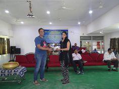 Prize Distribution Function At Amroli College 27-02-2016