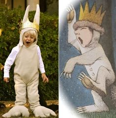 This will definitely be my future child's Halloween costume at some point and time. :)
