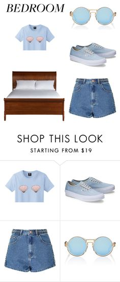 Летний лук by happyxelont on Polyvore featuring косметика, Finlay & Co., Glamorous and Ethan Allen