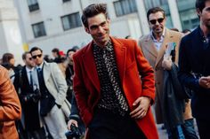 Coats inspiration for men.