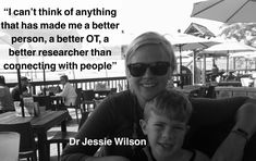 008 - Dr Jessie Wilson and the Co-Op approach - Brock Cook Western University, The Marketing, Young Adults, Be A Better Person, Pediatrics, Jessie, Autism, Clinic, Ph