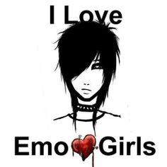 I love emo/scene girls!