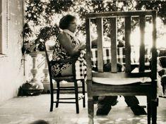 Colette à la Treille muscate, près de Saint-Tropez (1928-30)