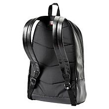 This good-looking, lightweight Ferrari backpack is designed for maximum storage and built to take the hit. We