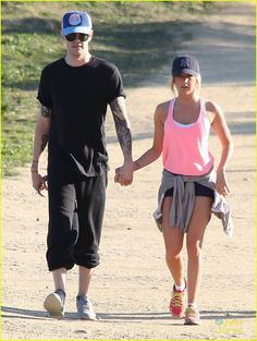 ashley tisdale valentines day with christopher french 16