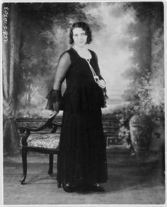 La Bolduc (1894-1941). Musicienne autodidacte, considérée comme la première « chansonnière » du Québec.